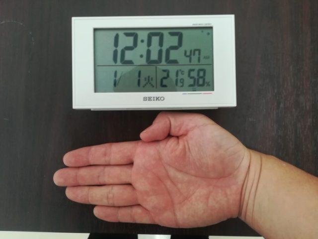 置時計デジタル小さいオススメ!アマゾンでセイコー クロック目覚まし時計に決めた理由と後悔