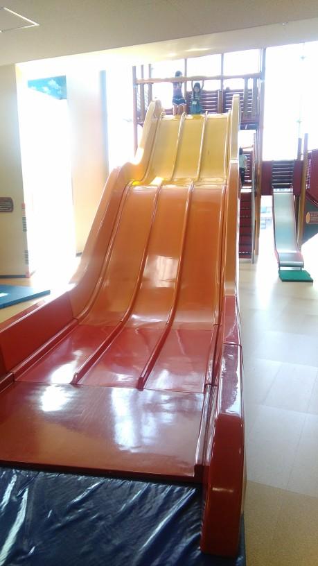 ベイサイドプレイス子供遊び場「ミルキーウェイ」に行ってきた!