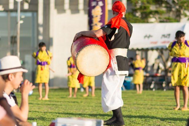 全島エイサー祭り2018開催予定!ビアフェスタがオススメな理由とは?