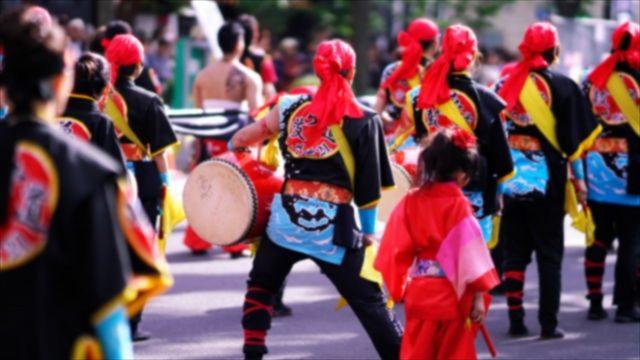 YOSAKOIソーラン祭り2018道南大会!行き方や見どころは?