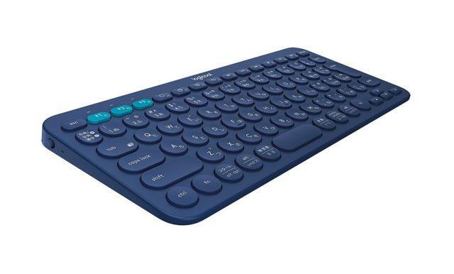 K380キーボードは安価(2000円台)で打鍵感がある!LogicoolブランドのBluetooth式ワイヤレス