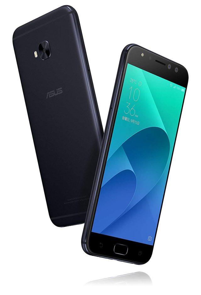 ZenFone4 Pro ZD552KLレビュー!最安値Amazonで購入した結果は?