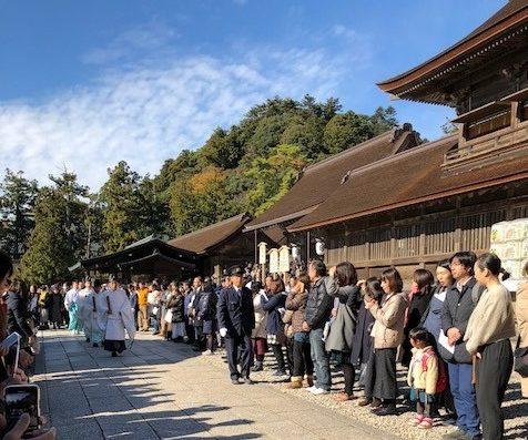 【2019】出雲大社「縁結大祭」